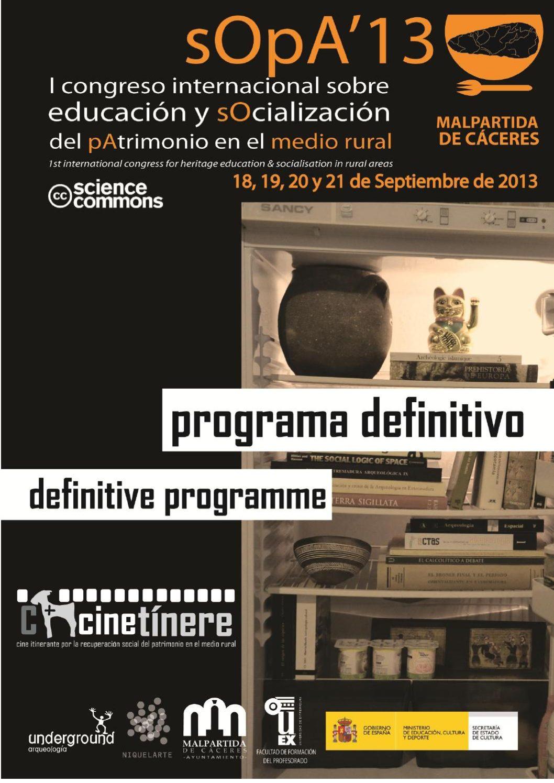 El Equipo de Investigación Primeros Pobladores de Extremadura (Eppex). Investigación y socialización del patrimonio arqueológico en el medio rural: el caso de Malpartida de Cáceres y su entorno